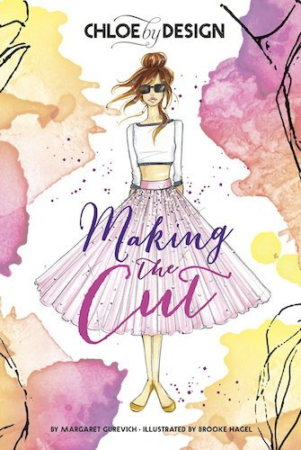 Book Cover for Chloe By Design: Making the Cut by Margaret Guervich
